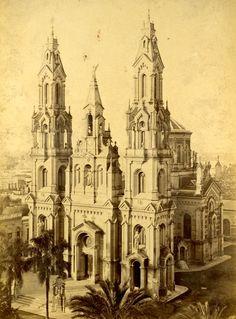Iglesia de Santa Felicitas. Barracas