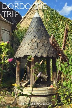 Promenades bucoliques dans les villages de la Dordogne