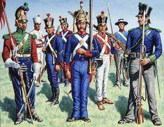 Mexican Soldados by Gary Zaboly