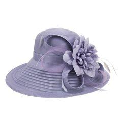 Betmar Lanna Hat with Flower #VonMaur