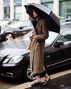 Scott Schuman @thesartorialist More rainy day ch...Instagram photo | Websta (Webstagram)