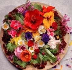 Edible Flowers- What are they and how to use them