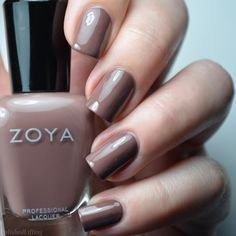 Zoya Mary Naturel 3 Collection