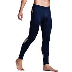 b3c81c952f Hot-sale Long Johns Fall Modal Super Thin Elastic Legging Yoga Long Johns  Sleepwear Bottoms for Men Online - NewChic Mobile