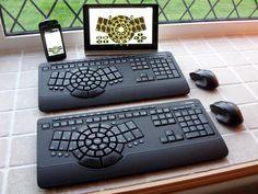 The bee raider keyboard.