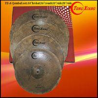 Set de platillos platillos platillos para tambor del instrumento de música conjunto https://app.alibaba.com/dynamiclink?touchId=60511340114