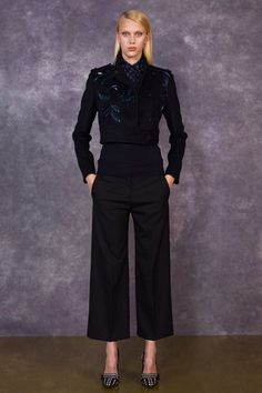 Tory Burch Pre-Fall 2014 Collection Slideshow on Style.com