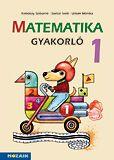 Matematika gyakorló 1. Játékos matematika gyakorló munkafüzet első osztályosoknak, vidám rajzos feladatokkal. A SZÉP MAGYAR KÖNYV versenyen oklevelet nyert MS-1663U