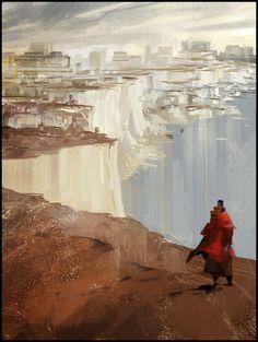 Mark Molnar - Sketchblog of Concept Art and Illustration Works