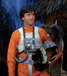 Wedge Antilles from Star Wars Episode 6 Return Of The Jedi