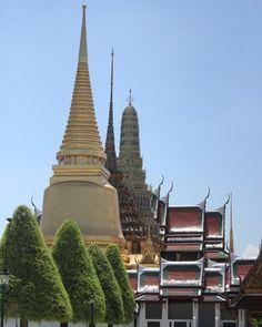 Palacio Real de Bangkok #viaje #travel #thailand #architecture #architectureporn #architecturelovers #architecturephotography #arquitectura #galicia #coruña #somaarquitectura