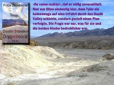 Death Valley; Schauplatz der Handlung mit kleiner Leseprobe