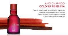 AMO CHAMEGO COLONIA FEMENINA DE NATURA a precio super especial para ti solo en este ciclo 16-2014 a $339.00. natura.coyoacan@yahoo.com.mx Whatts 5531066755