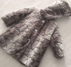 A Little Bit Of Faux Fur For Little Girls