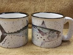 Trail False Albacore Mug Rustic Mugs, Trail, Display, Tableware, Floor Space, Dinnerware, Billboard, Dishes