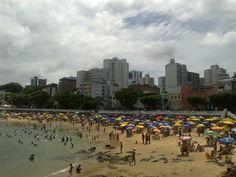 Salvador - A praia.