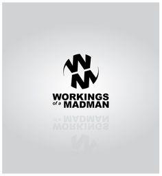 Workings Of A Madman by David Somers, via Behance Mad Men, Illustrator, Behance, David, Graphic Design, Logo, Logos, Illustrators, Visual Communication
