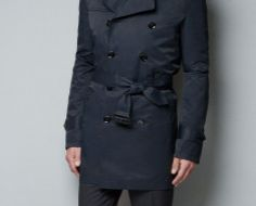 Trench homme