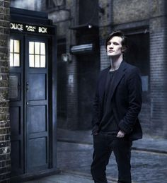 Matt Smith. My favorite Doctor.