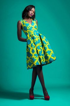 African Fashion London for Ankara Styles & African Dresses Ghana Fashion, African Fashion Ankara, African Fashion Designers, African Print Fashion, Africa Fashion, African Wear, African Dress, Fashion Prints, African Prints