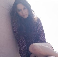 Troian Bellisario - love her! Amazing singer, great actress, and beautiful