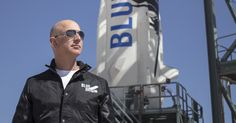 eff Bezos' space company Blue Origin expects to begin crewed test flights of its reusable suborbital New Shepard vehicle next year and begin flying paying passengers in Bezos told reporters on Tuesday. Bezos' remarks, made during the first.