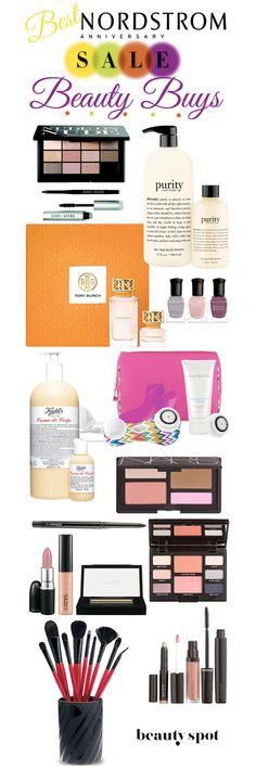 Top 10 Beauty Buys from the Nordstrom Anniversary Sale
