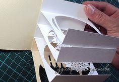 Авторский блог. Вырезание из бумаги. Paper Cutting