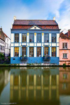 Chiro De Banel in Gand, Belgium