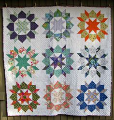 A Quilter's Table: Still Swooning