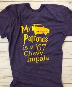 4b1985ca Excited to share the latest addition to my #etsy shop: My patronus is  supernatural