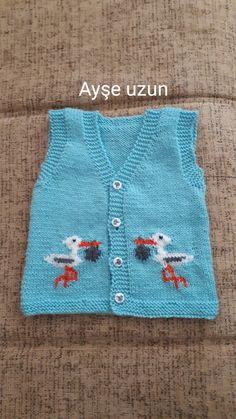 Knit Vest, Baby Knitting Patterns, Babies, Sweaters, Fashion, Moda, Babys, Fashion Styles, Sweater Vests