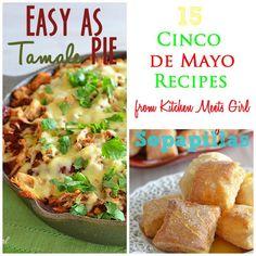Cinco de Mayo 15 recipes
