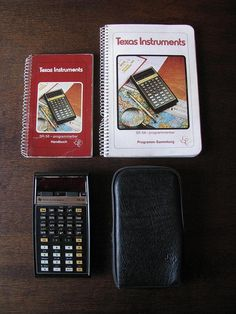 #Texas Instruments Programmable Calculator  #SR-56 by retrocomputers, via Flickr #TI #retrocomputing #calculator
