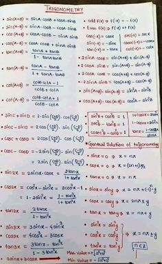 Math Vocabulary, Maths Algebra, Ap Calculus, Math Tutorials, Maths Tricks, Math Formula Chart, Algebra Formulas, Math Charts, Maths Solutions