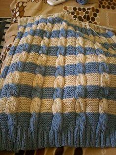 Blanket, Crochet, Breien, Ganchillo, Blankets, Cover, Crocheting, Comforters, Knits