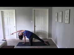 Morning Yoga Flow - YouTube #yoga www.mandyreidyoga.com @mandyreidyoga