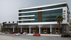 Factory Architecture, Office Building Architecture, Building Exterior, Cladding Design, Facade Design, Exterior Design, Residential Building Design, Shop Buildings, Commercial Architecture