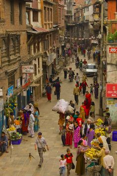 Katmandu - Nepal just cuz i wanna say I've been to cat-man-dooooooooo!!