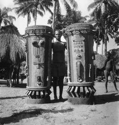 Festa Shango, Sakété, Bénin (1958)