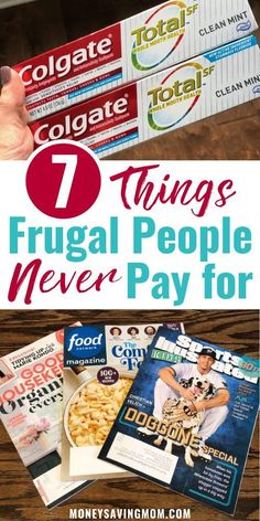 Frugal people NEVER pay for these things. Do you agree? Living On A Budget, Frugal Living Tips, Money Saving Mom, Make Money Blogging, Free Magazine Subscriptions, Free Starbucks Gift Card, Asics Gel Venture, Paying Off Credit Cards, Get Free Stuff