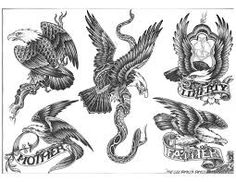 Lion With Wings Tattoo Meaning Tribal eagle tattoos designs Free Tattoo Designs, Dragon Tattoo Designs, Tattoo Designs And Meanings, Tribal Eagle Tattoo, Bald Eagle Tattoos, Wings Tattoo Meaning, Tattoos With Meaning, American Indian Tattoos, Eagle Art
