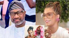 Femi Otedola Celebrates His Wife Nana On Her Birthday Celebrities, Birthday, Blog, Celebs, Blogging, Birthdays, Celebrity, Famous People, Birth Day
