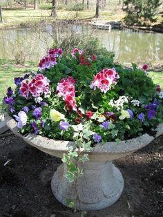 spring garden containers | Spring | Garden (Container)!