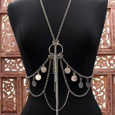 Scarlet's Lounge Belly Dance Apparel / Hollywood Tribal Body Drape. I would so wear this
