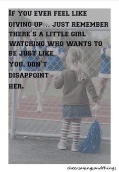 Cheer Sayings Motivation Cheerleading Gymnastics Quotes, Volleyball Quotes, Basketball Quotes, Soccer Tips, College Basketball, Soccer Memes, Soccer Girl Quotes, Cheerleader Quotes, Netball Quotes