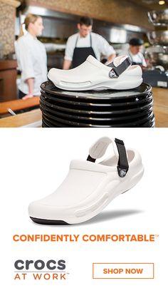8 Best Chefs At Work Images Crocs Comfortable Shoes Clogs