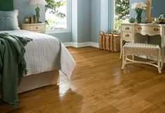 Learn more about Armstrong Hickory - Gold Rush and order a sample or find a flooring store near you. Unfinished Hardwood Flooring, Wood Plank Flooring, Diy Flooring, Bedroom Flooring, Flooring Options, Flooring Store, Flooring Ideas, Dark Hardwood, Planks