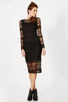 Lace Place Dress $84.50 via @shopseen