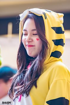 [dedicated to a baby tiger cub] Baby Cubs, Baby Tigers, Tiger Cubs, Tiger Tiger, Bengal Tiger, Kpop Girl Groups, Korean Girl Groups, Kpop Girls, Nayeon